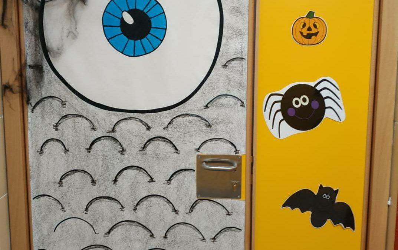 Abrimos la puerta a Halloween