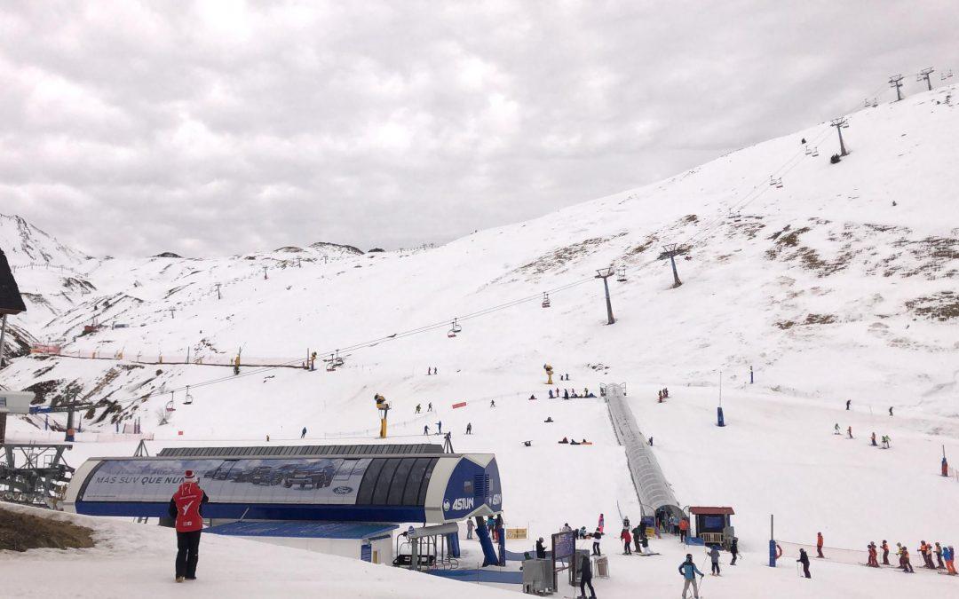 Viaje a la nieve (Astún)
