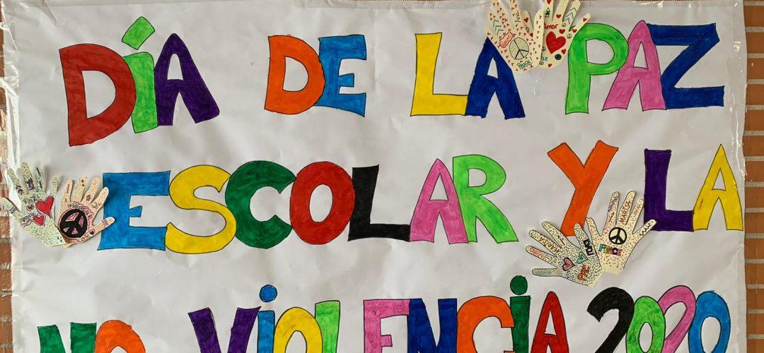 Día de la Paz Escolar y la No Violencia