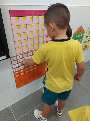 Educación Infantil os da la bienvenida al nuevo curso